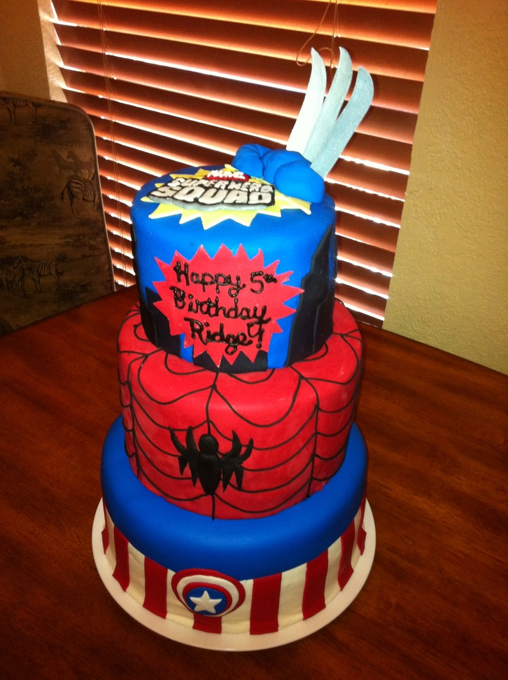 310 Best Images About Superhero Birthday Party Theme On