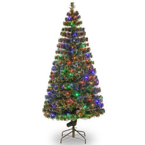 Fibre Optic Led Christmas Tree