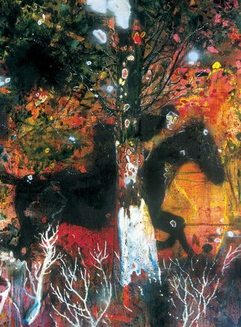 Trevelfast - Daniel Richter - New European Painting, 2004