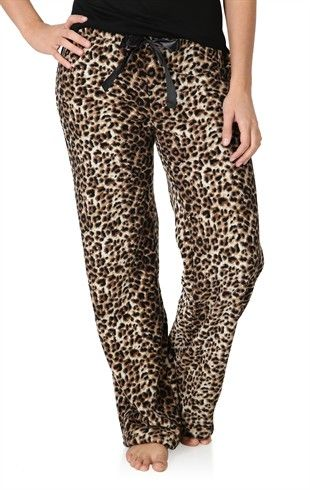 Check out thrushop-9b4y6tny.ga for some wild Animal Print pajamas & loungewear! FREE shipping and FREE returns on all orders shipping in the US Hello Kitty Gold Foil Leopard Capri Lounge Pants Price: $ Zebra Print Babydoll Pajama Price: $ OnSale: $ Animal prints are all the rage these days- why not show off you inner animal.