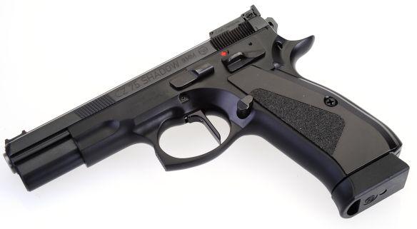 Real Guns - CZ's 75 Shadow T-SA Part 2