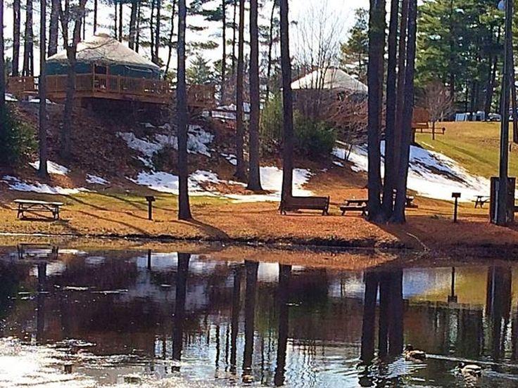 Normandy Farms Family Camping Resort � Foxborough, Massachusetts