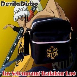 Tas Selempang Trafalgar Law – Tas Anime One Piece