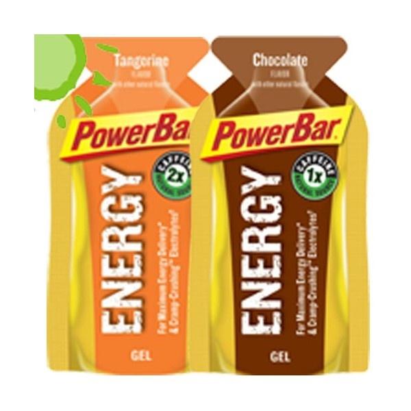 PowerBar Gel Energy es el primer gel listo para tomar (Ready-To-Drink: RTD) en proporcionar los carbohidratos y electrolitos de una bebida deportiva de gama alta, con 4 veces mas sodio que sus principales competidores.