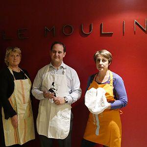 Au Four et au Moulin, le premier salon du livre et de la cuisine à Louviers ce week-end du 26 et 27 novembre 2017 !