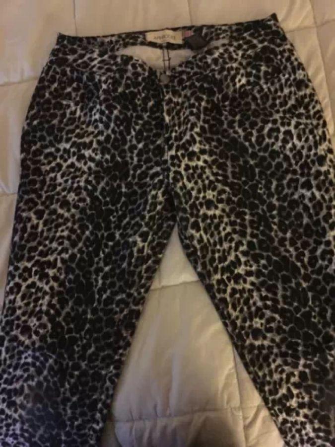 #leopard print pants #ebay