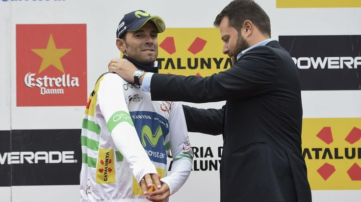 Valverde takes final stage of Volta a Catalunya.  (Photo: Eurosport.com - Sports News | Sports Scores | Sports Results | Sports Videos - Eurosport)
