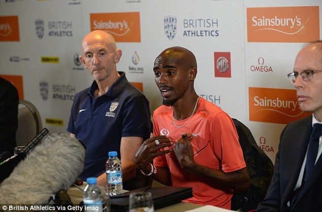 Mo Farah should have run the race, not run for home, as British Athletics give a lesson in how not to handle drugs crisis       Mo Farah has handled incident surrounding his coach as badly as possible     Double Olympic champion is an emotional individual, prone to the occasional tantrum      He ignored pleas from British Athletics officials to compete in Birmingham
