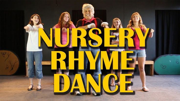 NURSERY RHYME DANCE by The Learning Station