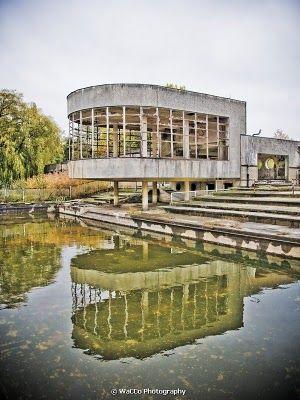 WorldWideWaCCo.blogt: Urban Exploration - swimming pool Hofstade (Belgium)