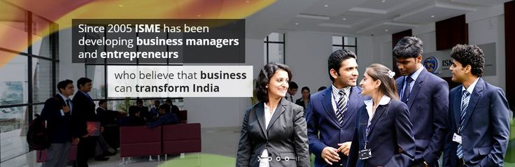 The students receive professional training and expert guidance from the management professionals.  #Businessschool #BSchool #Bangalore