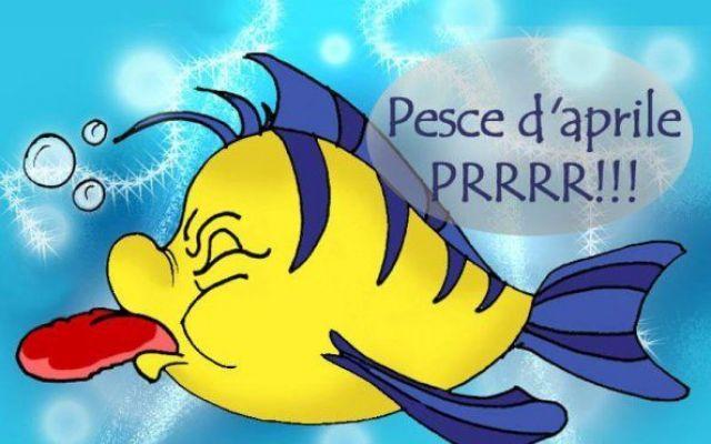 .Pesce d'Aprile [Origini Storia frasi gif card]