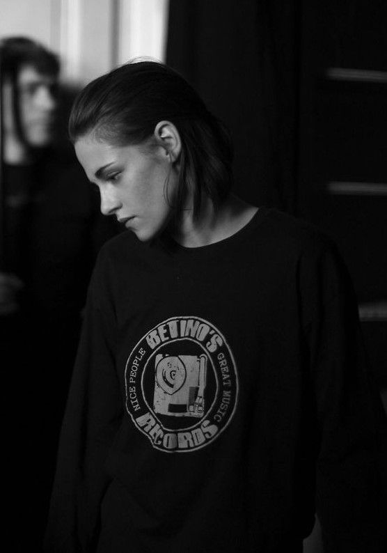 Kristen Stewart, Personal Shopper (behind the scenes)