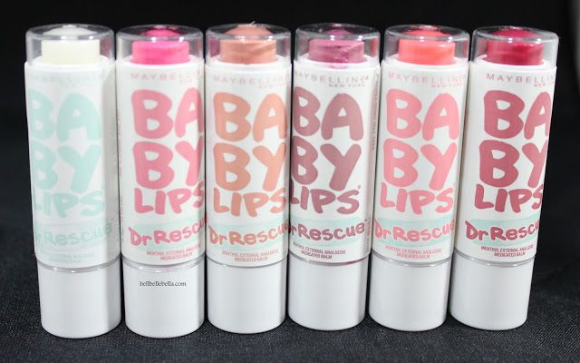 Maybelline Baby Lips Dr. Rescue Review