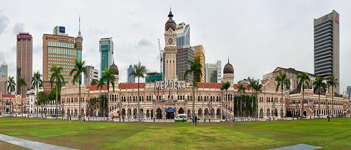 Cheap flight to Kuala Lumpur