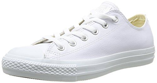 Converse Chuck Taylor All Star Adulte Mono Leather Ox 15460 Unisex - Erwachsene Sneaker - http://on-line-kaufen.de/converse/converse-chuck-taylor-all-star-adulte-mono-ox