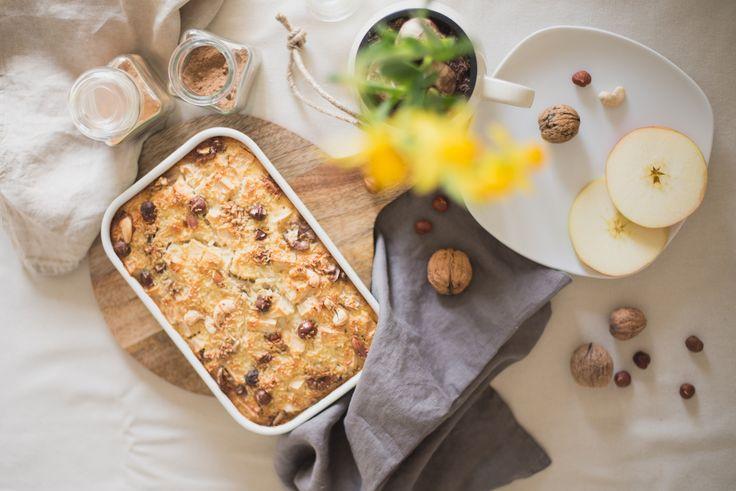 przepis na ciasto z kaszy jaglanej