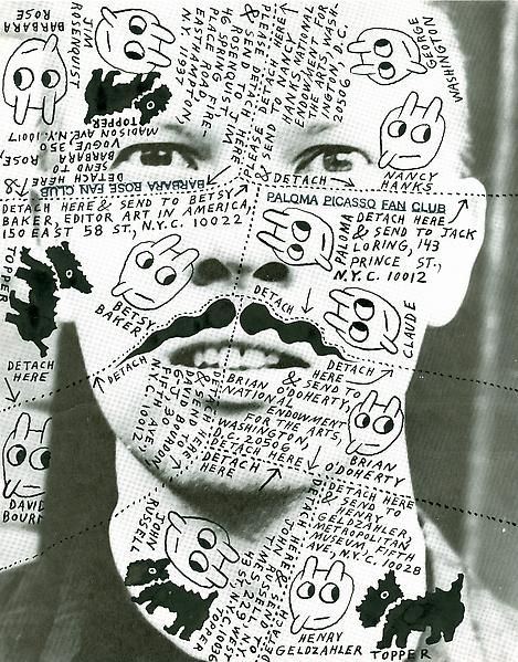 The Lost Ray Johnson - Print Magazine