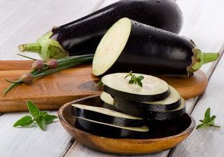 Health Benefits of Eggplant Water... The eggplant is a unique vegetable, not only because of the many ways it can be used in the kitchen...The high content of antioxidants and chlorogenic acid in the powerful eggplants ensures that eating vegetables also can be helpful in controlling cholesterol levels in combating the effects of free radicals and weight loss...