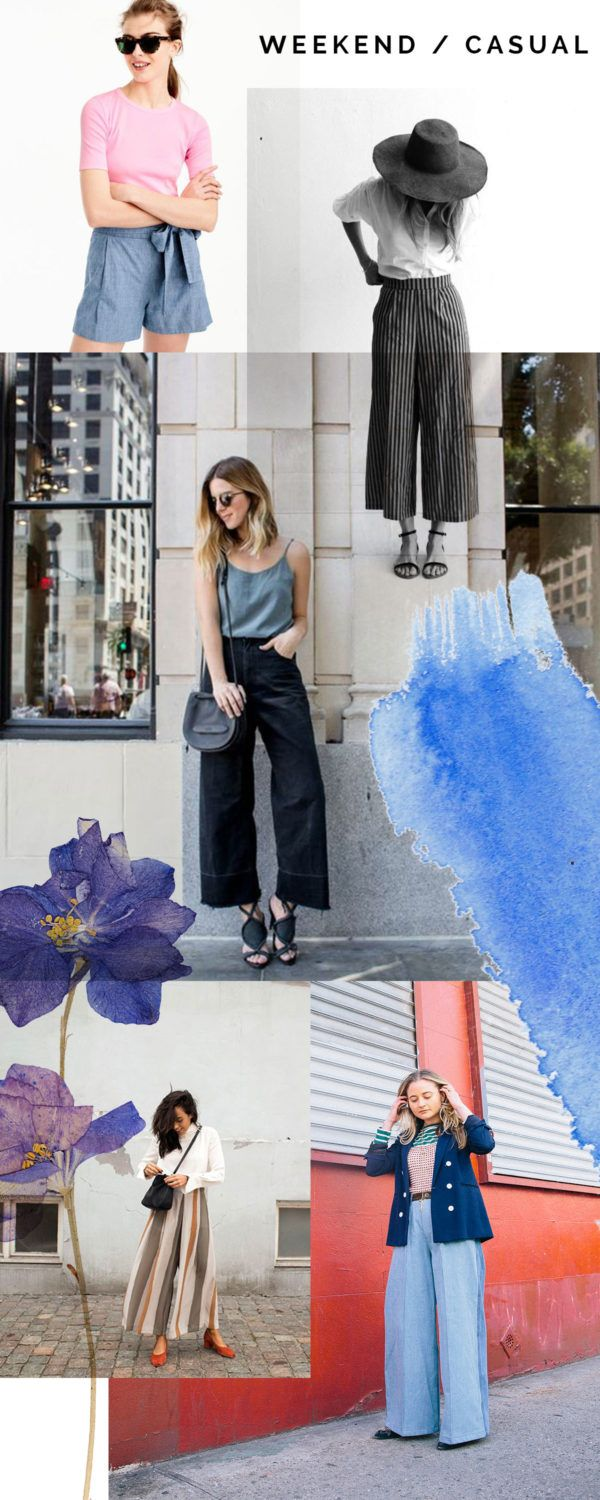 megan nielsen design diary: inspiration and variation ideas for the Flint pants