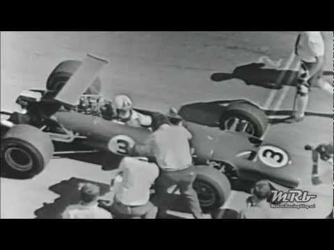 ▶ 1969 Australian Grand Prix at Lakeside (www.motorracingblog.nl) - YouTube