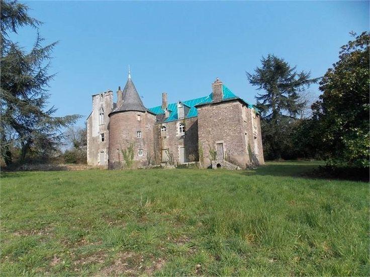 Vente château 20 pièces 600 m² Redon (35) - 262000 € - A Vendre A Louer