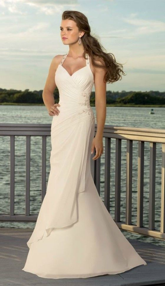 1000 ideas about second wedding dresses on pinterest for Elegant wedding dresses for mature brides