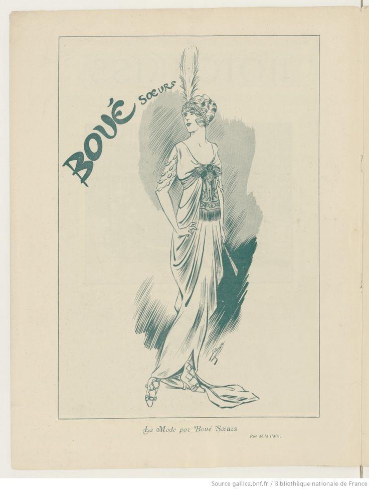 Huitième saison des Ballets russes / [textes de Maurice Ravel, Valentine Gross, Marguerite Casalonga... et al.] | 1913