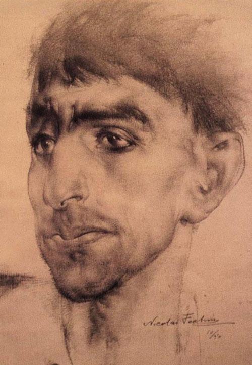 Nicolai Ivanovich Fechin (1881–1955) was a Russian - American painter