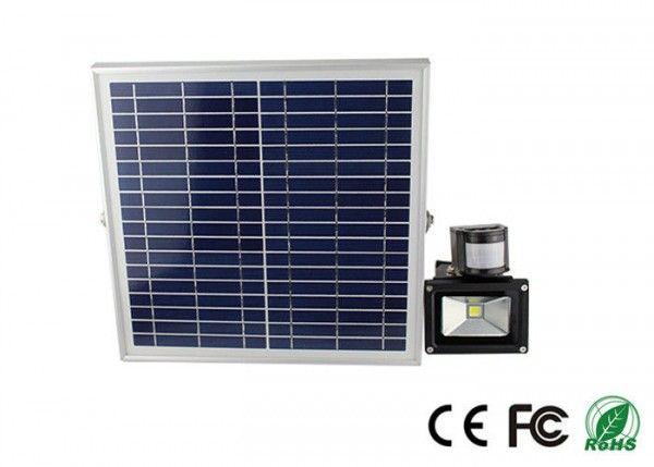 High Power 15 Watt Solar Led Flood Lights Outdoor 4 Hours Time Work   Solar  LED
