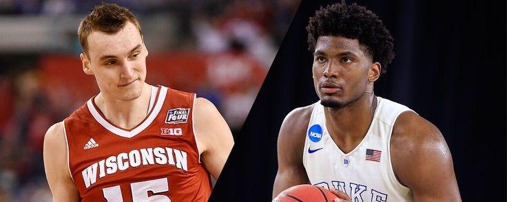 Debating Sam Dekker vs. Justise Winslow - NBA draft