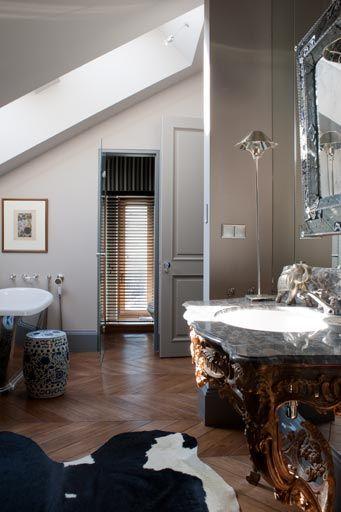 Penthouse | Резиденции | Проекты | Дмитрий Великовский