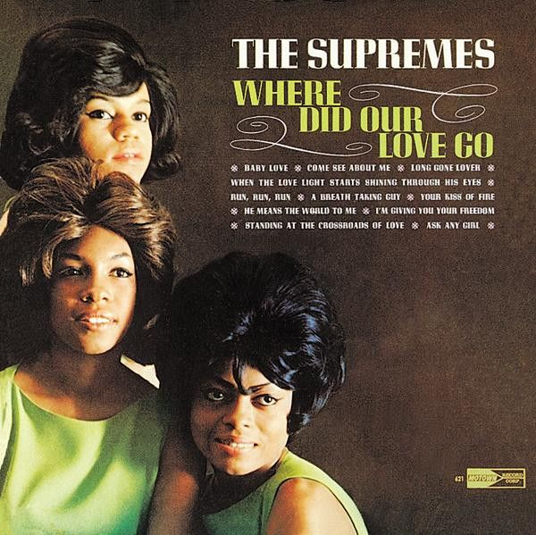 Baby Love, a song by The Supremes on Spotify