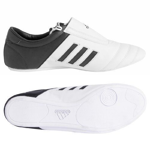 Chest Guards 179776: Adidas Kick Shoes Martial Arts Sneaker White With Black Stripes 12, New -> BUY IT NOW ONLY: $74.2 on eBay!