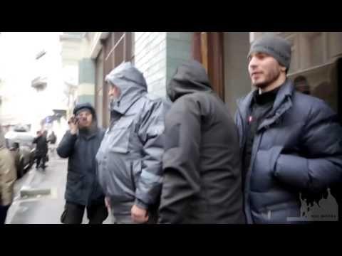 Активисты НОД штурмом освободили Евгения Фёдорова  Полная версия  15 11 ...