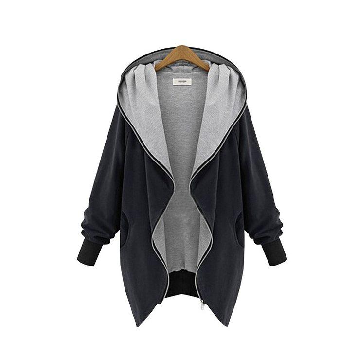 veste avec capuche Jersey - réduit maintenant à Lesara