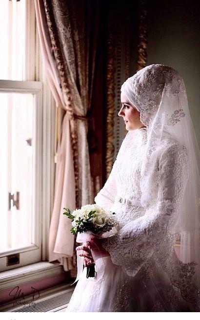 Turkish wedding dress