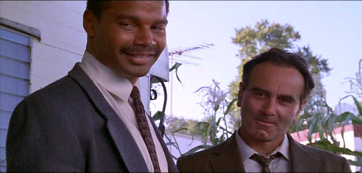 Wolfgang Bodison and Dan Hedaya in Freeway, 1996 image