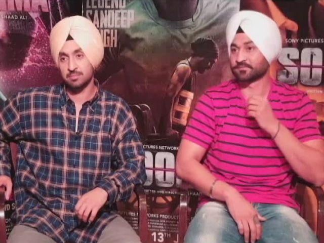 Soorma Sandeep Singh And Diljit Dosanjh S Hockey Tales Diljit Dosanjh Singh Hockey