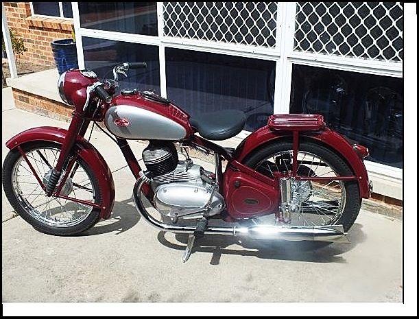 Jawa Perak - 1950