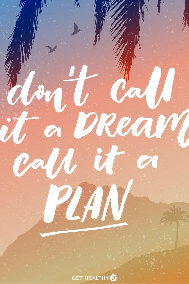 Make a plan, and make IT happen!