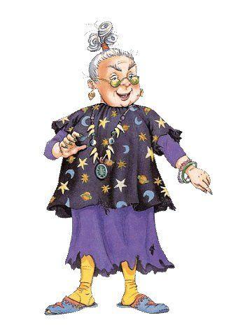 humor.quenalbertini: Elderly lady