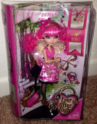 EVER AFTER HIGH C.A. CUPID NEW JUST RELEASED IN HAND NEW