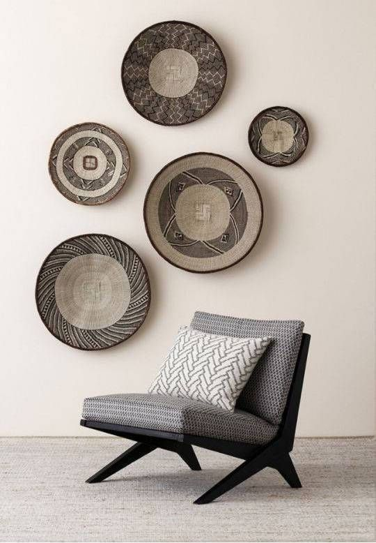 African Tonga Baskets Description Traditionally us…