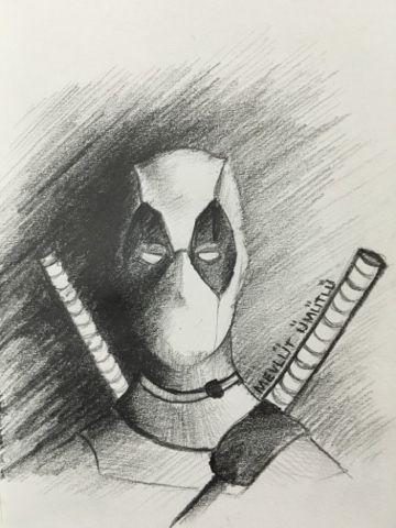 eskizlerim: Deadpool
