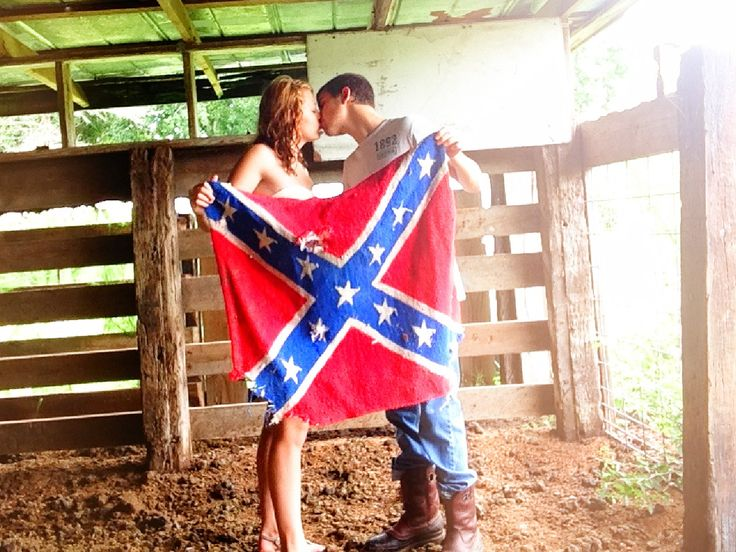 17 best images about country on pinterest mossy oak camo for Rebel flag wedding dresses