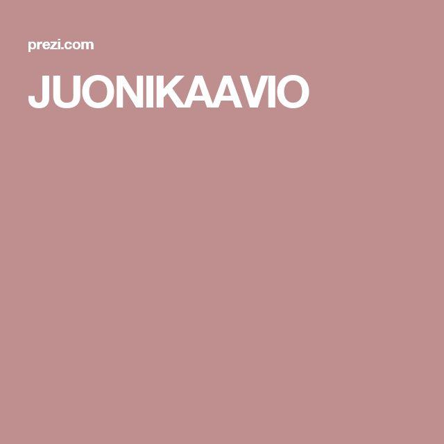 JUONIKAAVIO