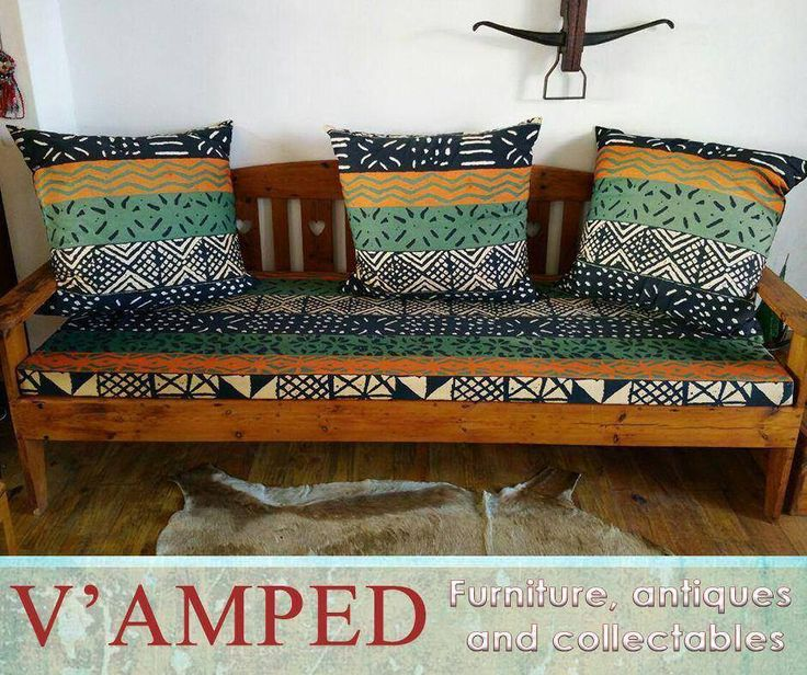 Get this beautiful and comfortable Oregon floorboard day bed from #VampedFurniture today! Visit us in-store or contact Rory on 076 983 4008 for more information. Delivery available nationwide on arrangement.