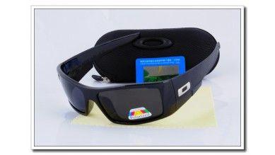7ee014a3a7f Oil Rig Polarized Sunglasses Polishing Black Frame Slate grey Iridium Lens  Sale