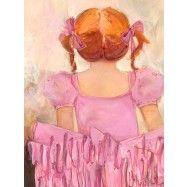 Angelic Ballerina - Red Hair